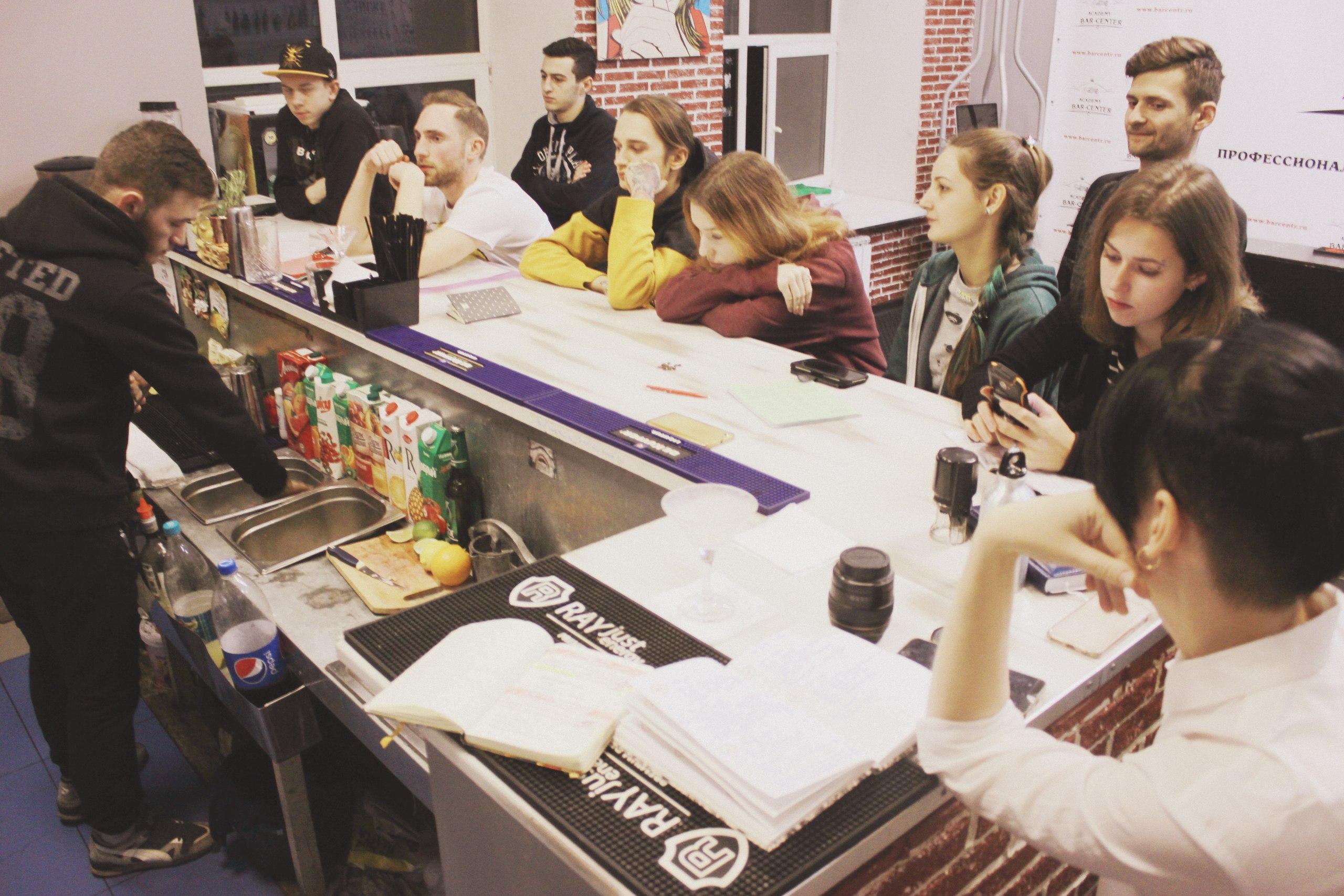 Курсы для работы в ночном клубе тесла москва клуб официальный сайт